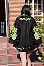 Вышиванка блуза вышитая в Бохо-стиле, этно, бохо, фото 3