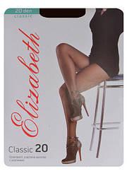 Elizabeth колготки 20 den classic крупным оптом