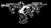 Квадрокоптер на радиоуправлении DJI Inspire 1 с 4K видеокамерой (2 пульта в комплекте)