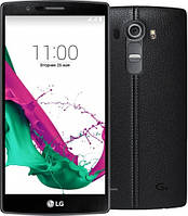Cмартфон LG G4 H818 Dual Sim 3gb\32gb Leather Black (Кожа) Qualcomm Snapdragon 808 Android 5.1