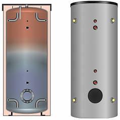 Буферная емкость Meibes PSB 500 эмалированная (PN 10)