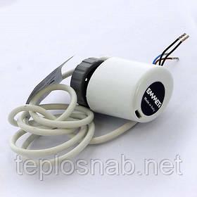 Электротермическая головка (сервопривод) EMMETI М 30х1,5 230В нормально открытый