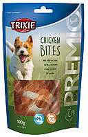 Лакомство Trixie Premio Chicken Bites для собак с курицей, 100 г, фото 1