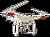 Квадрокоптер на радиоуправлении типа DJI Phantom 3 Professional
