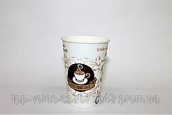 Стаканы бумажные, 340 мл, Coffee