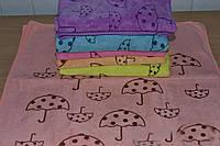 Большие мягкие полотенца