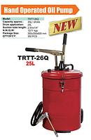 Маслонагнетательная установка с ручным насосом TRTT-26Q TORIN