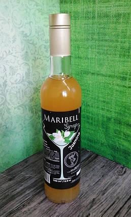 Сироп барный тм «Maribell» Жасмин, фото 2