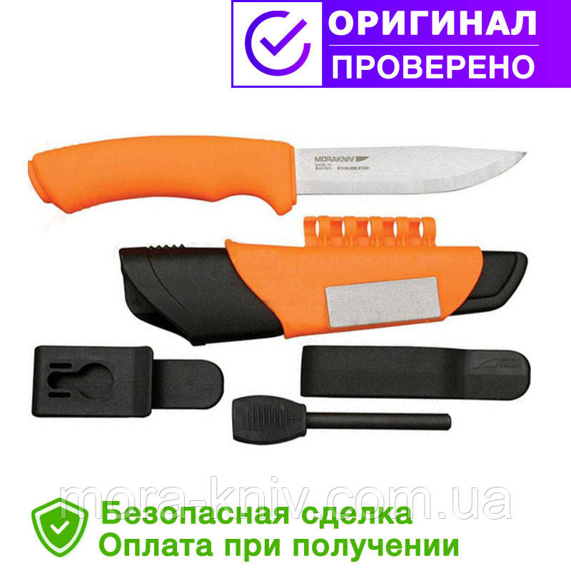 Нож mora BushCraft Survival (12051)