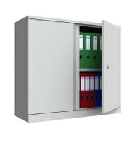 Шкаф  металлический архивный ШМА 1-915-370