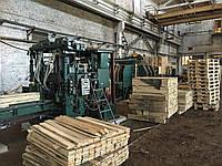Автоматическая линия по производству паллет (поддонов) WURSTER & DIETZ