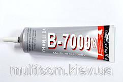 15-01-005. Клей герметик В7000, 110мл, в коробке, прозрачный