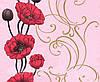 Обои на стену, орхидеи, бумажные, 049-04, 0,53*10м, фото 4