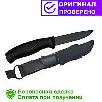 Туристический нож Mora Companion Tactical BlackBlade (12351)