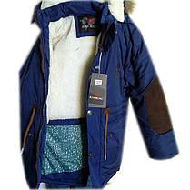 Куртка парка  на 8-12 лет, фото 3
