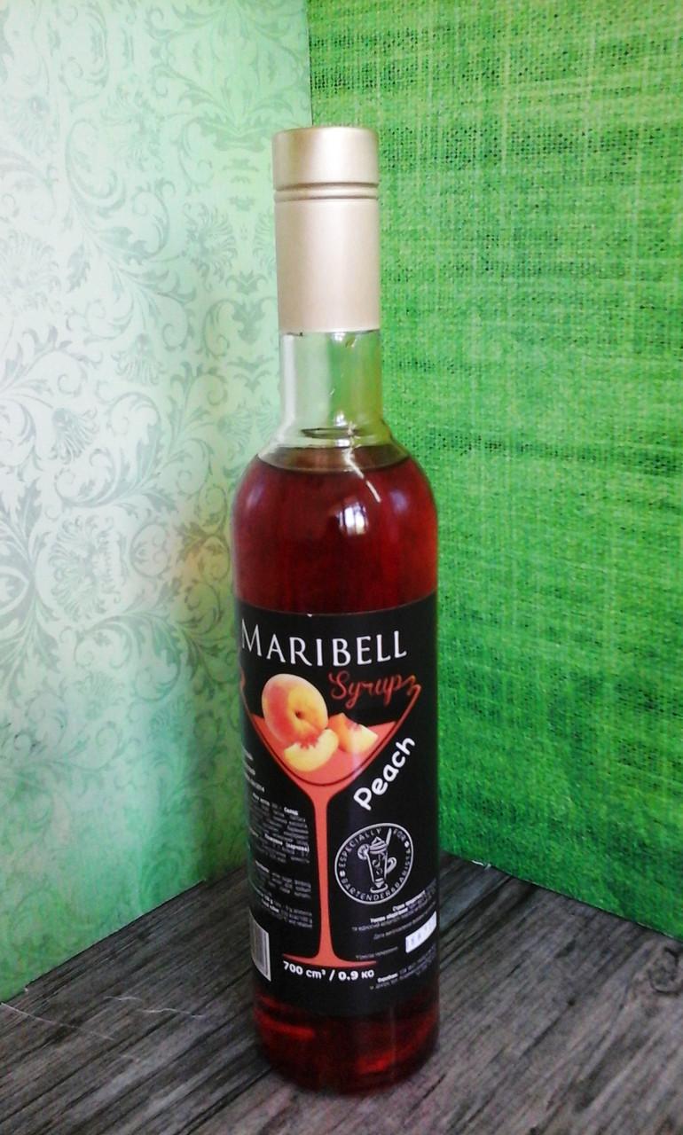Сироп «Maribell» Персик