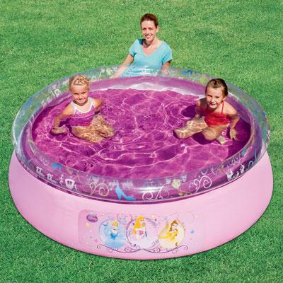 Надувной семейный бассейн East Set Pool 244х51 см BestWay басейн круглый