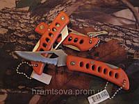 Нож складной с фиксатором+брелок. Качественная сталь клинка., фото 1