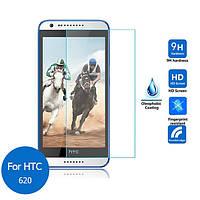 Защитное стекло Glass для HTC Desire 620G EEA Dual SIM