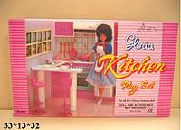 """Мебель """"Кухня"""" для кукол Gloria 94016"""