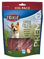 Лакомство Trixie Premio Chicken Filets для собак с курицей, 300 г, фото 1