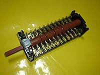 Переключатель 891202К и 891002К для эл.плит Ардо Беко Ханса 9-ти позиционный производство Испания Barcelona
