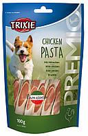 Лакомство Trixie Premio Chicken Pasta для собак с курицей и рыбой, 100 г