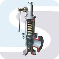 Пружинные предохранительные клапаны (ППК)