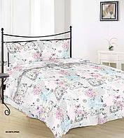 Евро размер постельного белья 40-0870 pink