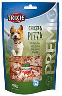 Лакомство Trixie Premio Chicken Pizza для собак с курицей, 100 г, фото 1