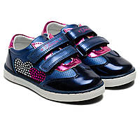 Закрытые туфельки для девочки Том.М, размер 26-31