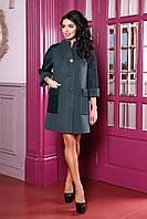 Пальто женское осень-весна, с 44-56