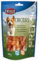 Лакомство Trixie Premio Chickies для собак с курицей, 100 г, фото 1