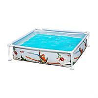 Каркасный бассейн басейн Intex 57174. Детский Small Frame