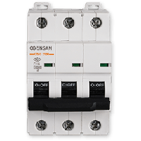 Автоматический выключатель Gunsan 3C 10А  6КА  400V