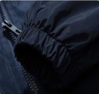 Мужская ветровка-куртка осенне-весенняя с капюшоном. Модель 7010., фото 4