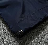 Мужская ветровка-куртка осенне-весенняя с капюшоном. Модель 7010., фото 8