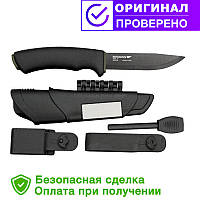 Нож Мора BushCraft Survival Black High Carbon (11742)