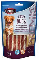Лакомство Trixie Premio Crispy Duck для собак с уткой, 100 г