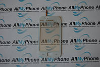 Сенсорный экран для мобильного телефона Samsung S6352 / S6802 white