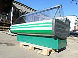 Гастрономічний прилавок Технохолод 2 м. б, холодильна вітрина б/у, фото 4