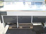 Гастрономічний прилавок Технохолод 2 м. б, холодильна вітрина б/у, фото 5