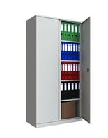 Шкаф металлический архивный ШМА 2-915