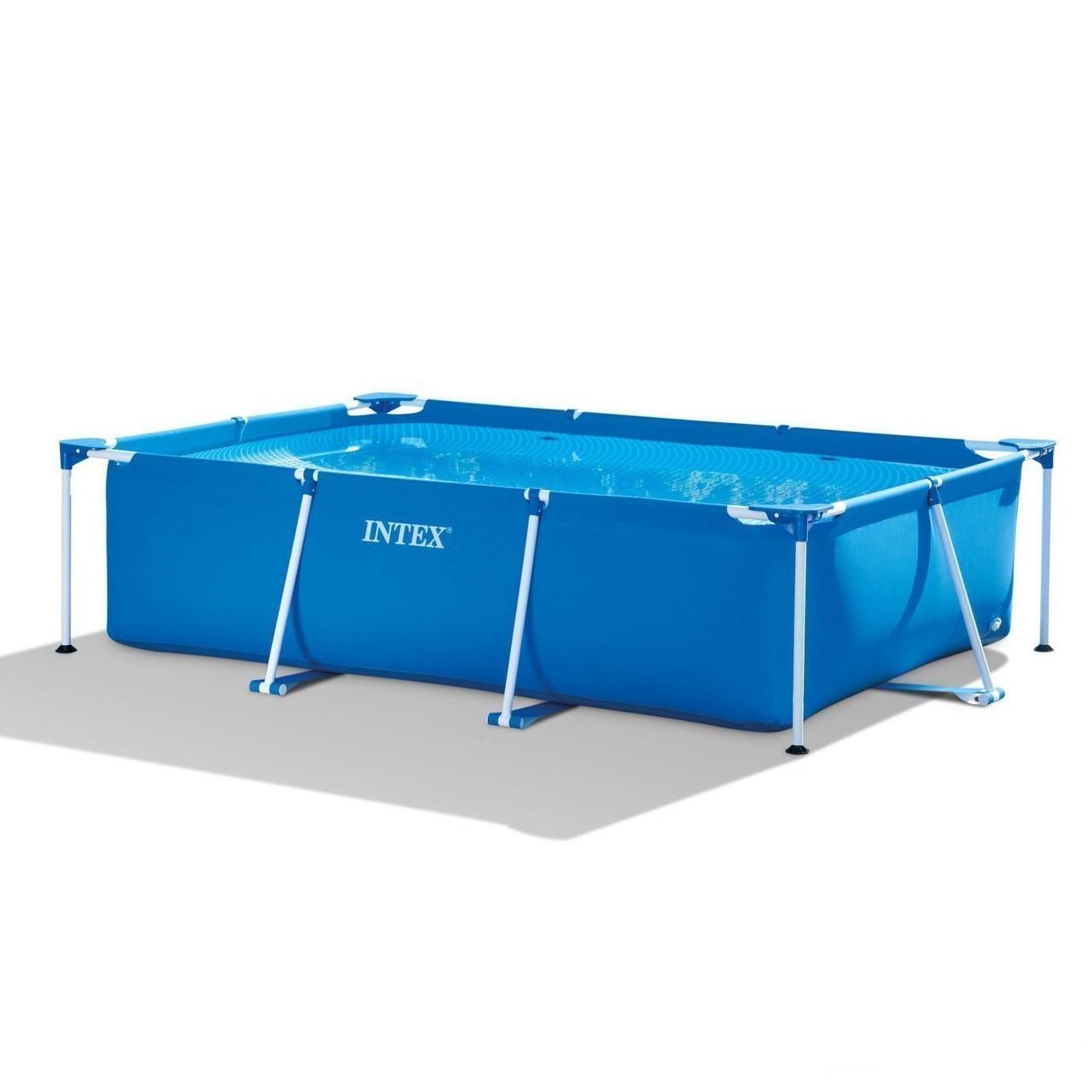 Каркасный семейный бассейн басейн Intex 28274 Басейн