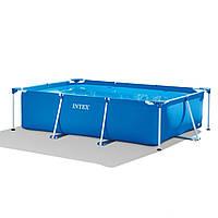 Каркасный семейный бассейн басейн Intex 28274
