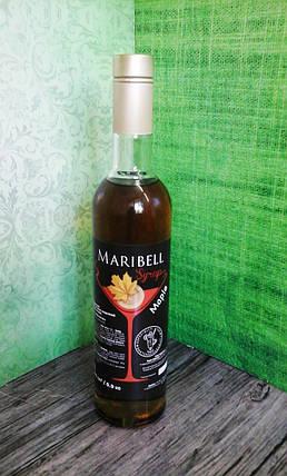 Сироп барный тм «Maribell» Кленовый, фото 2