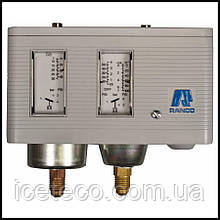 Двублочное реле давления Ranco 017-Н4701 автовозврат