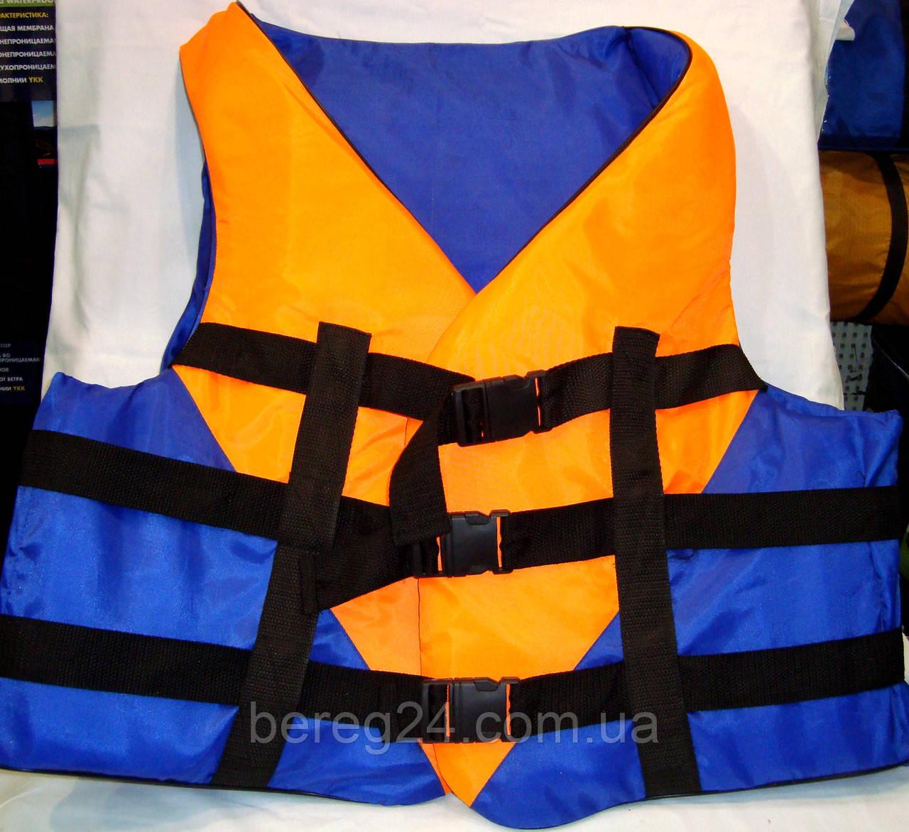 Спасательный жилет водный 10-30 кг 2-х цветный