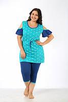 Домашний костюм (пижама) больших размеров SEXEN 46174