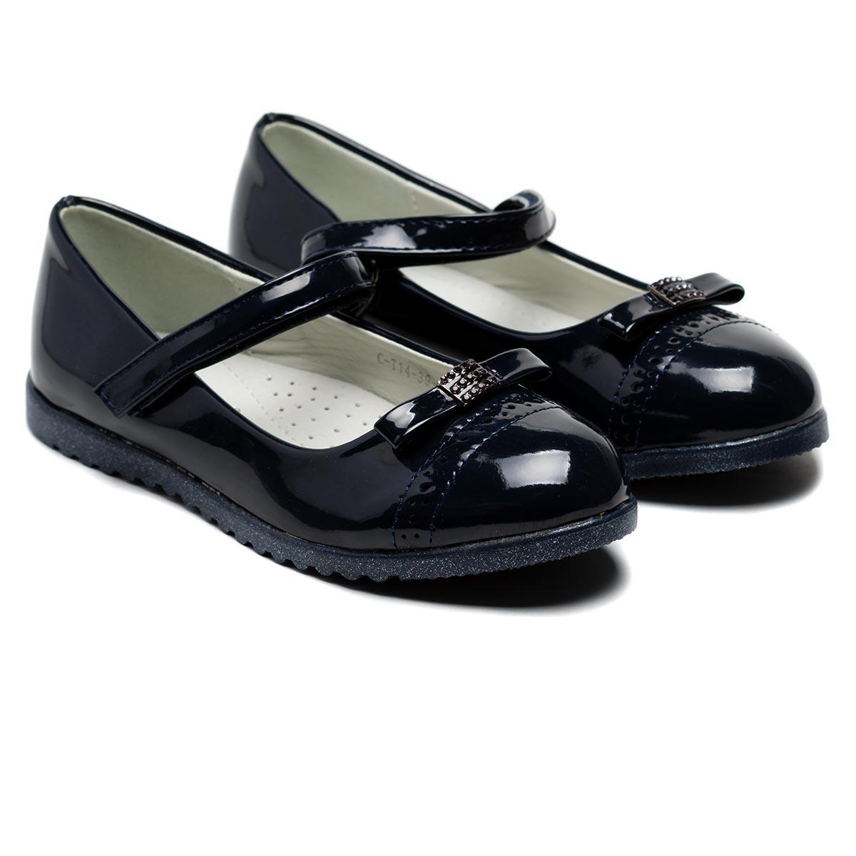 Школьные туфли для девочки Том.М, размер 32-37